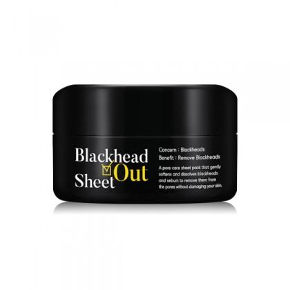TIAM Blackhead Out Sheet 55ml (35sheets) [BeautyBabe]