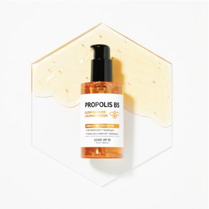 SOMEBYMI Propolis B5 Glow Barrier Calming Toner 150ml / Serum (Essence) 50ml [BeautyBabe]
