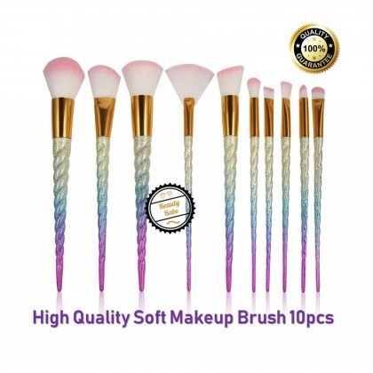 Beauty Babe Diamond Shine Makeup Cosmetics Brush Pouch Bag For 10PCS Brushes [Ready Stock]