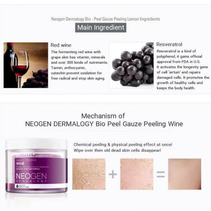 Neogen Bio Peel Gauze Peeling 1 Pad / 8 Pads [BeautyBabe]