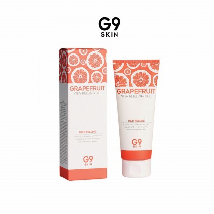 G9 SKIN Grapefruit Vita Peeling Gel 150ml